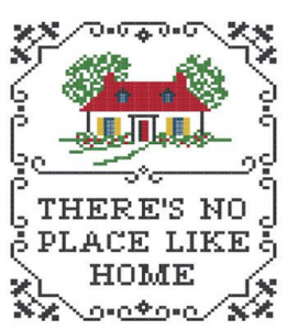 there'snoplacelikehome