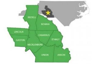 Lumina Region Map