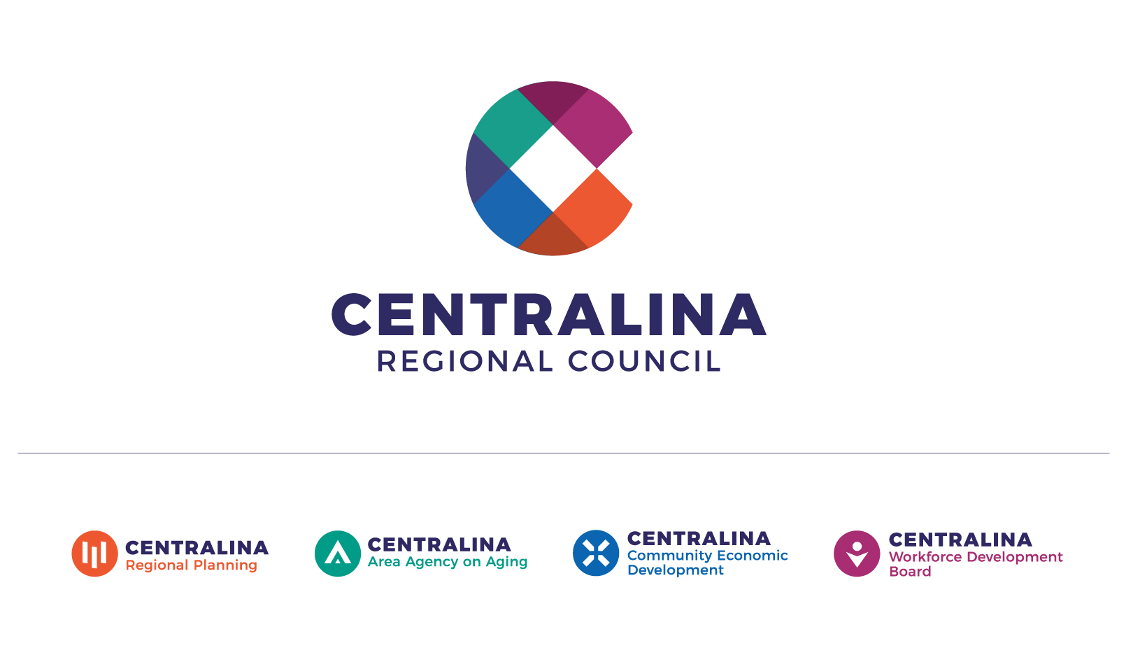 Centralina Regional Council Logos