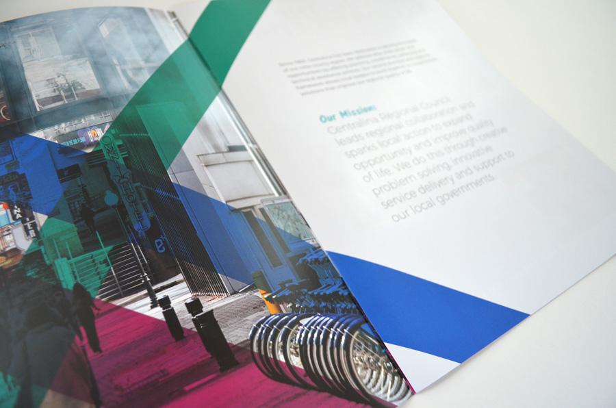 Centralina Regional Council Brochure
